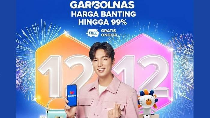 PROMO Harbolnas 2020 dari Lazada, Nikmati Diskon hingga 99%, Flash Sale Mulai Rp 12 dan Bebas Ongkir
