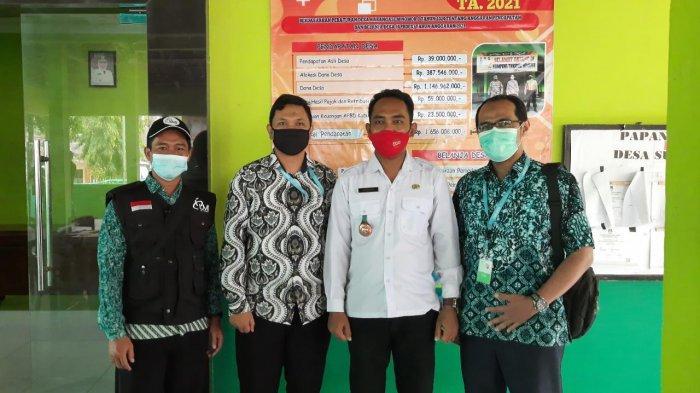 Sambangi Desa Miliarder Tuban, Laznas LMI Optimalisasi Peran Lembaga Zakat