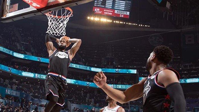 Kurang Kompetitif, NBA All-Star Game Disarankan Pelatih Untuk Dihapuskan Saja