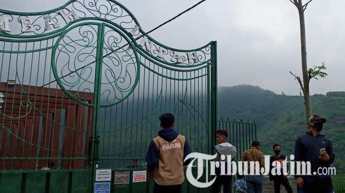 VIRAL VIDEO Jalan Lembah Indah Malang Dipadati Wisatawan hingga Macet, Kondisi Lokasi Kini Ditutup