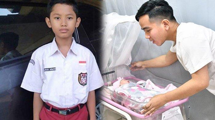 Anak Kelas 4 SD di Solo Ini Bernama Lembah Manah seperti Cucu ke 3 Jokowi, Nama RS dan Dokter Sama