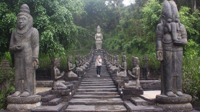 Harga Tiket Masuk Lembah Tumpang, Wisata Baru di Malang Bak Zaman Majapahit, Ini Rute Lokasinya