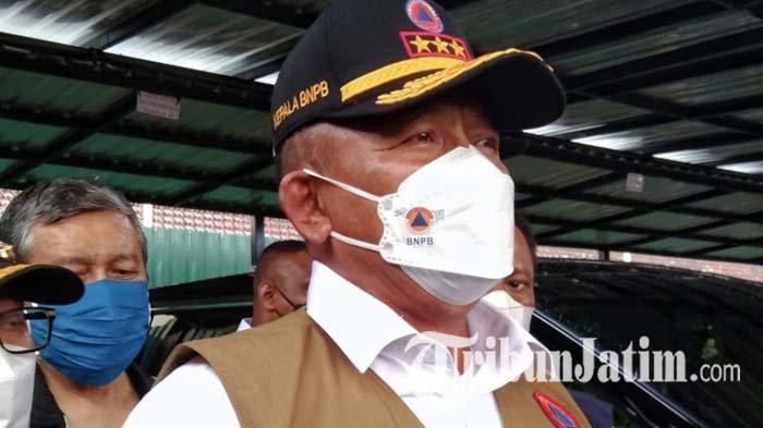 Kunjungi Malang, Kepala BNPB Tinjau Kesiapan Rumah Sakit Lapangan Idjen Boulevard