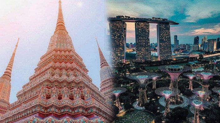 Turis Indonesia Masih Memilih Singapura sebagai Jujugan Wisata, Tertinggi Setelah Bangkok