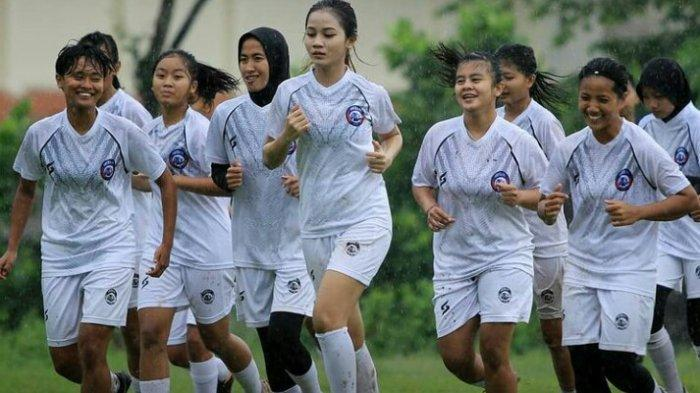 Gelandang Arema FC Putri, Jasmine Sefia Waynie Tak Bisa Gabung TC Timnas Putri Indonesia Tepat Waktu