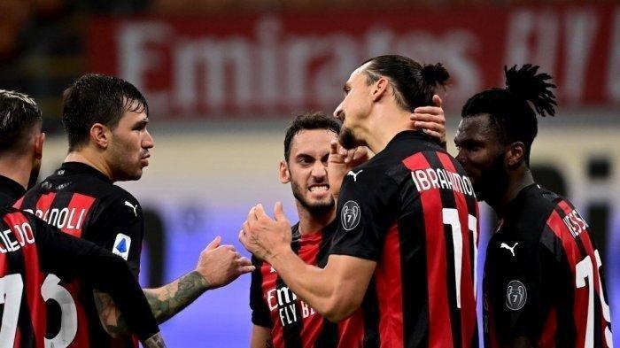 Gawat, AC Milan Terancam Kehilangan Tiket Champions, Stefano Pioli Optimis Rossoneri Bisa Comeback