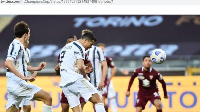 Update Klasemen Liga Italia, Ronaldo dan Ibrahimovic Murung, Lukaku Sumringah, Inter Kokoh di Puncak