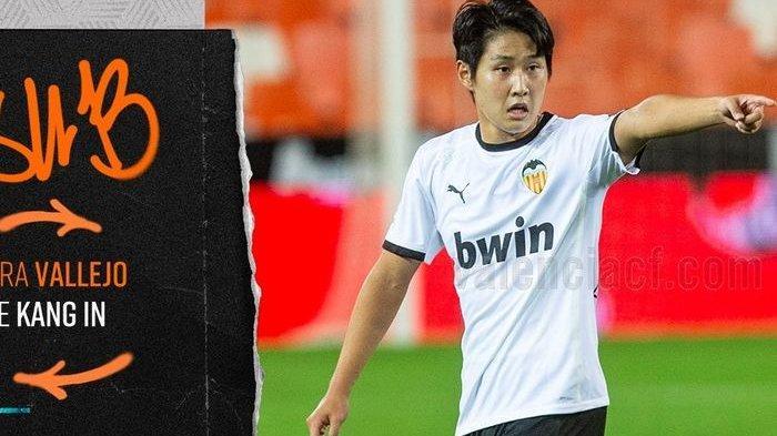 Pemain Korea Selatan mengukir sejarah dalam laga pekan kedua Liga Spanyol 2020-2021.