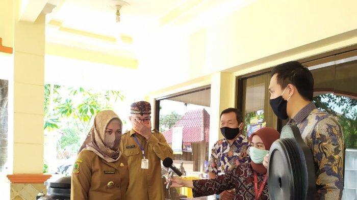 Wali Kota Mojokerto Apresiasi Positif Bantuan Covid 19 dari Tangki Air Anti Virus Mpoin