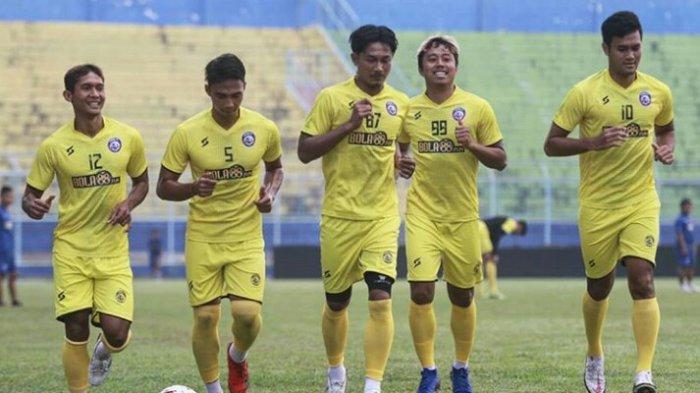 Kurangi Intensitas Latihan, Arema FC Berencana Liburkan Tim Minggu Depan