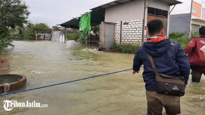 Limbah B3 di Desa Iker-iker Geger Hanyut Terseret Banjir, Ketua RT Harap Pihak Berwajib Usut Tuntas