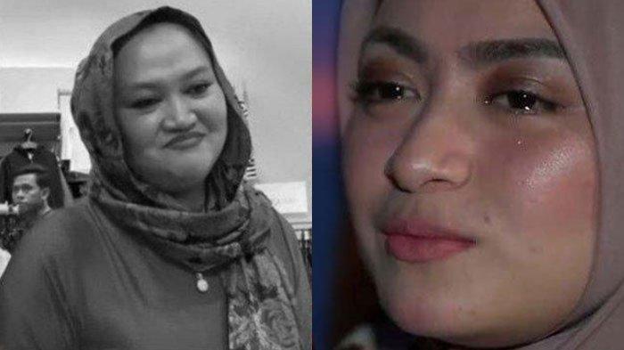 Cerita Nathalie Holscher Kontak Batin dengan Lina Jubaedah saat Tahlilan, Istri Sule: Terima Kasih