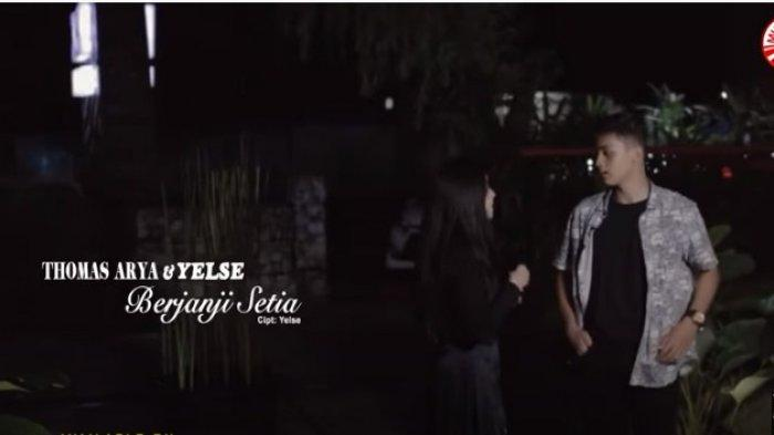 Download Lagu MP3 'Berjanji Setia' Thomas Arya dan Yelse, Single Terbaru, 'Kekasih Ku Cinta Padamu'