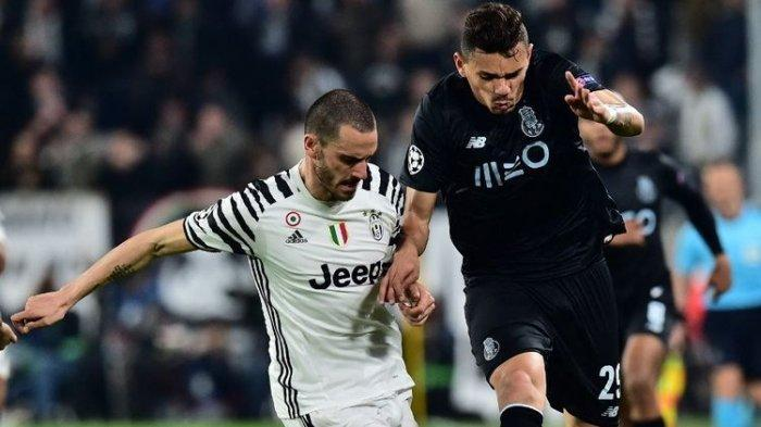 Link Live Streaming FC Porto Vs Juventus, Kick off Pukul 03.00 WIB