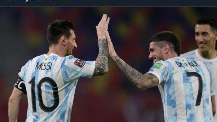 Kena Tikung Atletico Madrid, AC Milan Gagal Dapatkan Rekan Senegara Lionel Messi