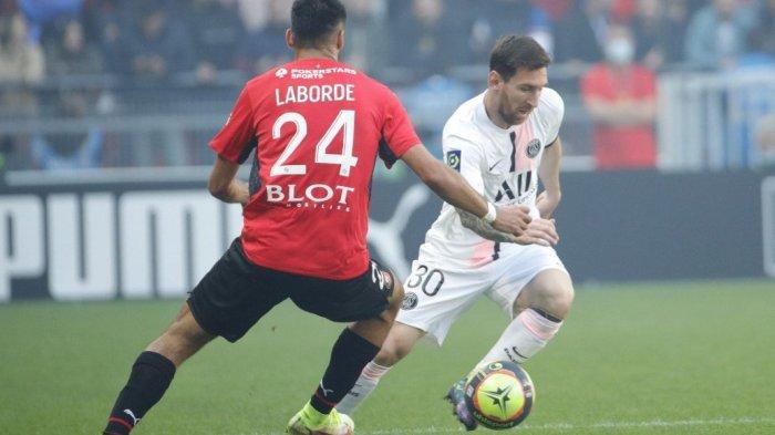 Hasil Liga Prancis - Messi-Neymar-Mbappe Tumpul, PSG Takluk dari Tim Medioker