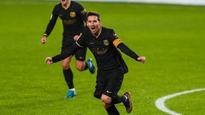 Belum Teken Perpanjangan Kontrak di Barcelona, Messi Kini Cuma Punya Dua Alternatif, Apa Saja?