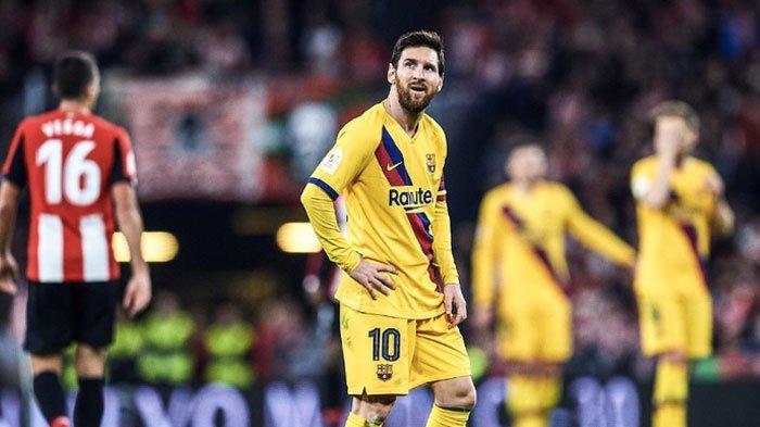 Jadwal Liga Spanyol Pekan ke-29, Barcelona Vs Leganes, Mampukah Lionel Messi Lesakkan Gol ke-700?