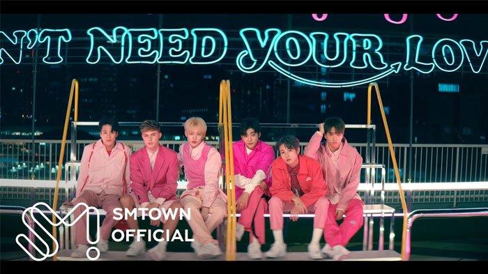 Download MP3 'Don't Need Your Love' NCT Dream & HRVY, Lengkap Ada Lirik Lagu dan Terjemahannya
