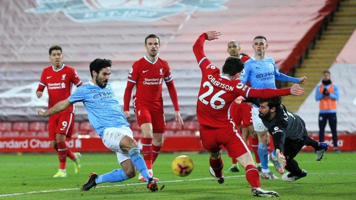 Liverpool vs Manchester City - Awas The Reds, Pasukan Pep Guardiola Mulai Pakai Taktik Baru