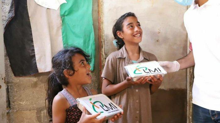 Bareng MUI, Laznas LMI Buka Puasa Serentak di Indonesia, Bangladesh dan Palestina