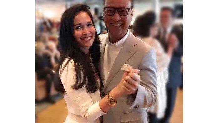 Potret Cantik Loemongga, Istri Agus Gumiwang Menteri Perindustrian, Model Tersohor dan Bos Properti!