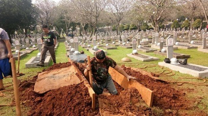 Lokasi Makam Ani Yudhoyono di Taman Makam Pahlawan Kalibata, Dekat Makam Ainun Habibie