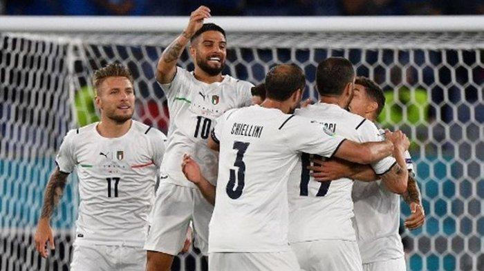 Jelang Bentrok Lawan Inggris di Stadion Wembley, Timnas Italia Dihantam Masalah Sulit