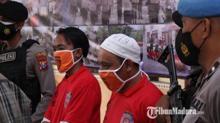 Dua Anggota LSM di Sampang Divonis Penjara Selama 12 Bulan atas Kasus Pemerasan