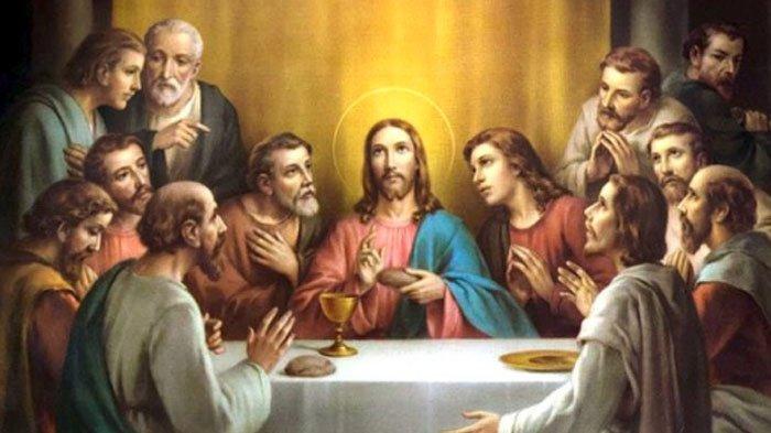 YESUS: MANUSIA KOK ALLAH? -Renungan APP 19 Maret 2021