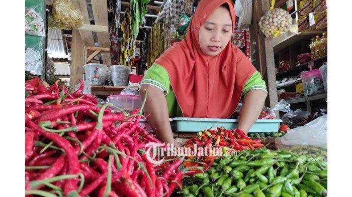 Harga Cabai Rawit di Kota Blitar Sentuh Rp 20.000 per Kilogram, Pedagang: Setiap Hari Naik Rp 2000