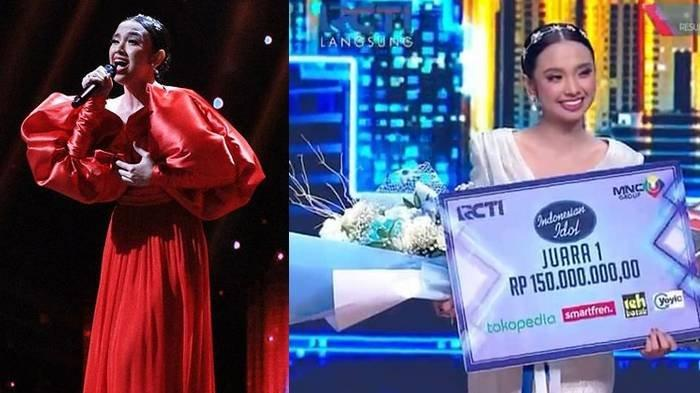 Lyodra Ginting Dinobatkan Jadi Juara Pertama Indonesian Idol X, Tiara Beri Ucapan Selamat & Pelukan