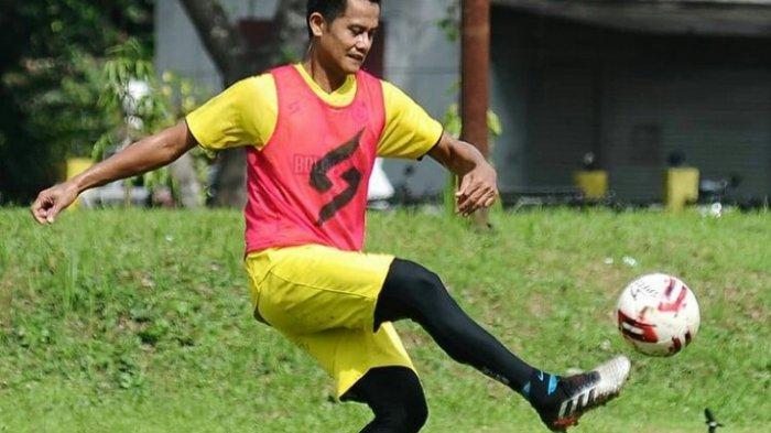 Gabung Arema FC, Mantan Bek Timnas Indonesia Ungkapkan Misi Utamanya