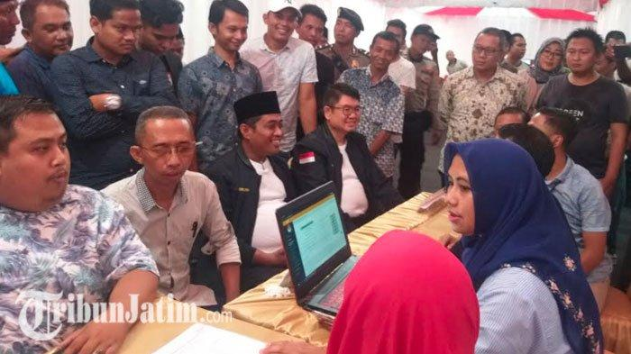 Verifikasi Faktual Digelar saat Hari Raya Idul Adha, Yasin-Gunawan Nilai KPU Surabaya Intoleransi