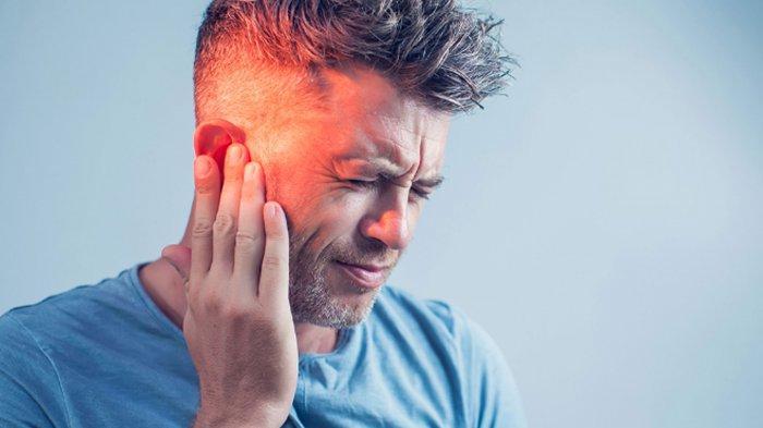 ILUSTRASI - Mengenali macam-macam penyakit telinga.