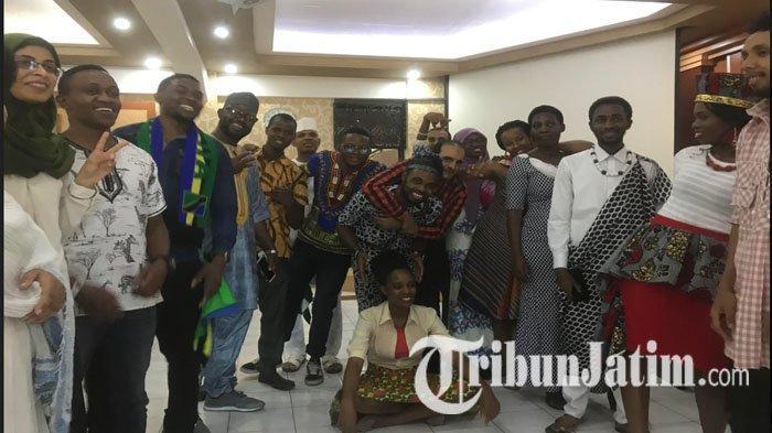 Mengenal Negara-negara di Afrika, FISIP Unair Surabaya Gelar African Day, Ada Seminar Hingga Pameran
