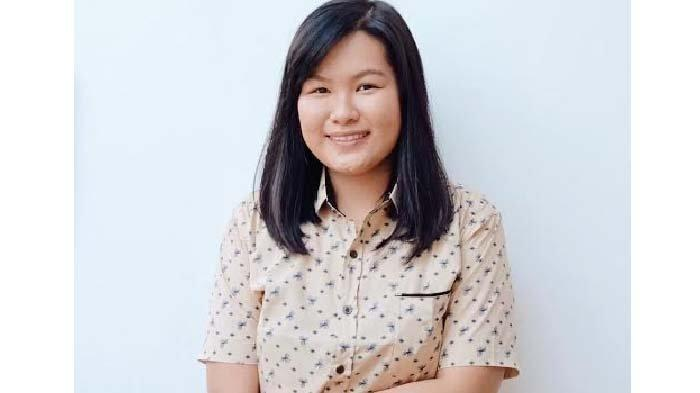 Eunike, Mahasiswi ITS Surabaya Penggagas Masker Kain Berfilter Khusus Limbah Tempurung Siwalan