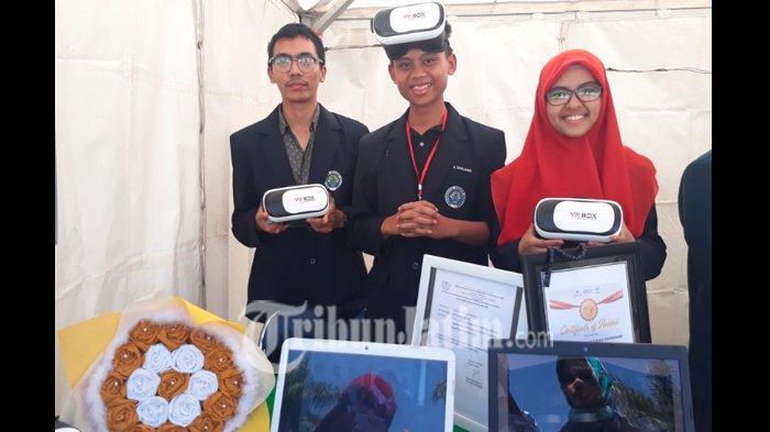 Mahasiswa Universitas Malang Kembangkan Virtual Reality untuk Pelatihan Bahasa Asing Calon TKI