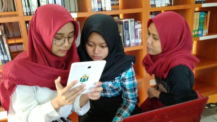 Setiap Mahasiswa Baru Unusa Dapat Tablet Samsung Galaxy Gratis untuk Menunjang Kegiatan Belajar