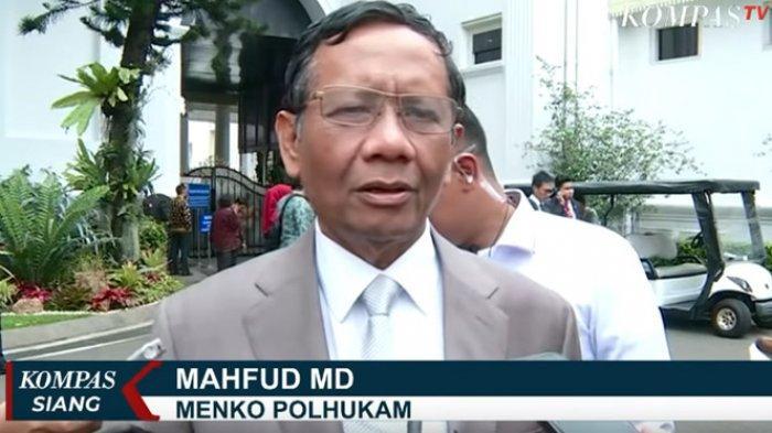 Lockdown Mandiri di Daerah Disebut Mahfud MD Berbahaya, Alasan Sebenarnya Akhirnya Terungkap
