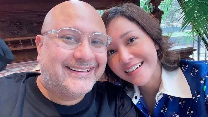 Maia Estianty, istri Irwan Mussry baru-baru ini mengumumkan bahwa dirinya positif Covid-19.