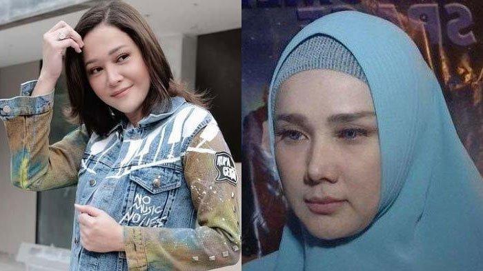Maia Estianty Peringatkan Al El Dul Jika Mereka Ketemu Mulan Jameela Sang Ibu Tiri: Inget Ya Nak