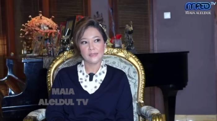 'Pertemukan Mereka Kembali', Doa Haru Maia Estianty untuk Kru KRI Nanggala 402 yang Tenggelam: Sesak