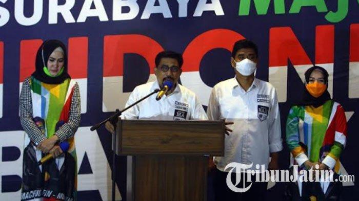 MAJU Siap Jadi Solusi Masalah Kesejahteraan di Surabaya: Izinkan Kami Melayani Sepenuh Hati