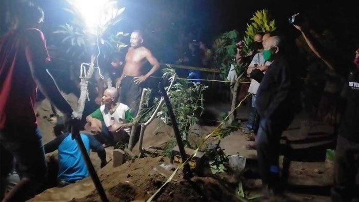 Sehari Dikubur, Makam Wanita di Jombang Dibongkar Misterius, Potongan Kafan Hilang, Ditemukan Boneka