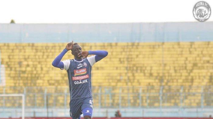 Makan Konate Pemain Arema FC Disebut Putra Manajer Persib Sudah Deal dengan Maung Bandung