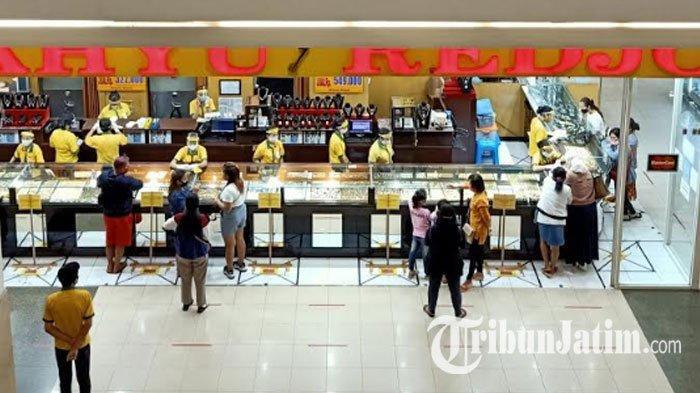 Hari Pertama Tanpa PSBB, Mall di Surabaya Ramai Pengunjung Luar Kota, 'Pengin Resfreshing'