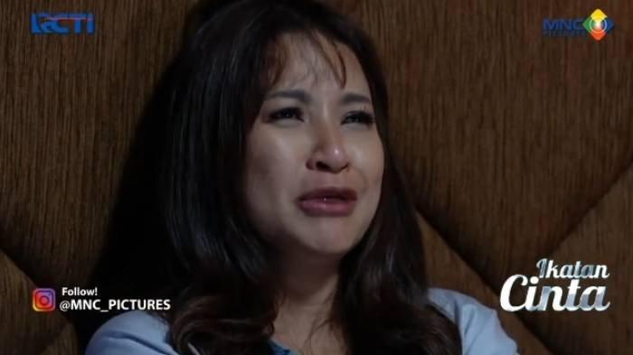 Sinopsis Ikatan Cinta 13 Oktober 2021: Mertua Andin Diteror, Al Curiga Mamanya Menangis Ketakutan