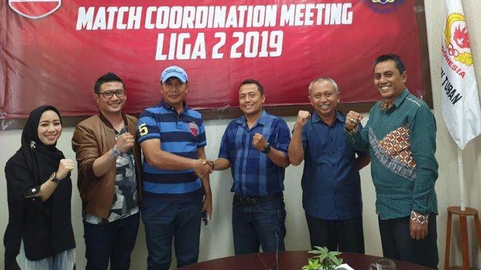 Resmi, Manajemen Tunjuk Bambang Sumantri sebagai Pelatih Persatu Tuban