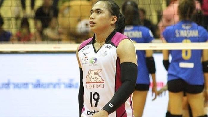 Mantan atlet voli Timnas Putri Indonesia, Aprilia Manganang dipastikan mengidap Hipospadia.